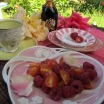 rose petal salad 141
