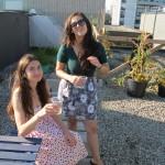 Ariel and Rachel